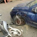 Messina, incidente in via Vecchia Comunale a Tremestieri: motociclista finisce in ospedale