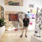 Arte, fino al 31 luglio le opere di Lorenzo Vecchietti in mostra alla PoliEgo Design & Art Gallery di Siracusa