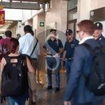 """Sicilia, Operazione """"Alto Impatto"""": controlli della Polizia di Stato a 360° nelle stazioni FS"""