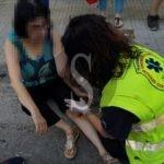 Asfalto colabrodo a BarcellonaPG: donna inciampa e finisce in ospedale