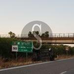 Incidente sulla Messina-Palermo: auto si ribalta tra Falcone e Barcellona PG