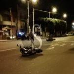 Barcellona PG, violento scontro tra moto sul ponte Longano: tre i feriti
