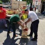 Blitz Annona contro ambulanti abusivi: solidarietà dai sindacati CSA e FIADEL