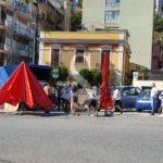Messina, ancora un blitz dell'Annona contro gli abusivi e le minacce non si fanno attendere