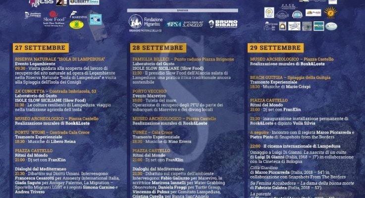 Festival di Lampedusa 2019: tutto pronto per la II edizione