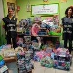 Sicurezza del consumatore, maxi sequestro da 78.000 euro a Milazzo in un negozio gestito da cinesi