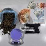 Spaccio di droga a Messina, in manette pregiudicato 50enne