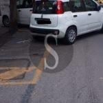 Messina, utilizzava gli stalli dei disabili con un pass falso: sanzionato