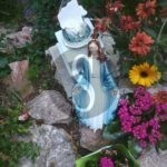 Nuovo atto vandalico su statua della Madonna a Falcone: comunità indignata