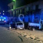 Messina, incidente a Gravitelli: auto si schianta contro un furgone, conducente al Policlinico