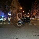 Messina, incidente in via Cesare Battisti: auto investe due donne sulle strisce pedonali