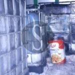 Messina, trasportava 2.000 litri di olio usato violando le normative: 3.200 euro di multa