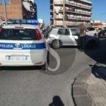Barcellona PG, incidente in via Destra Longano: auto investe pedona