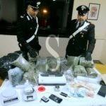 Spaccio di droga a Messina: arrestato 24enne incensurato