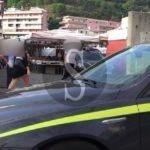 Messina, Guardia di Finanza in azione al mercato di Giostra: sequestri e denunce