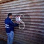 Area demaniale occupata senza permesso, la Guardia Costiera sequestra parte di un cantiere a Portorosa