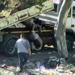 Messina, allarme ambiente: maxi discarica abusiva sequestrata a Gravitelli
