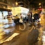 Messina, anziano investito da un furgone mentre attraversa la strada