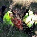 Uomo cade in un burrone a Giampilieri, salvato dai vigili del fuoco