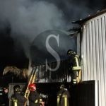 Messina, vasto incendio alla Motonautica: danni ingenti, ma nessun ferito