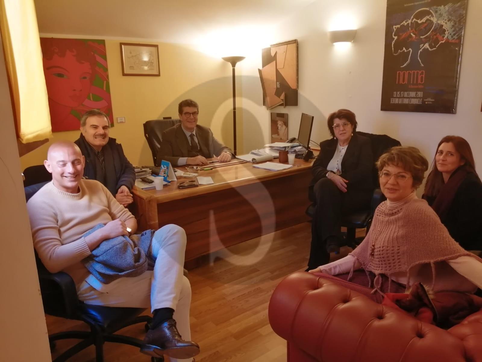 Stabilizzazione orchestra, FUS e rilancio dell'Ente Teatro di Messina: confronto tra SIAD CISAL e Scoglio