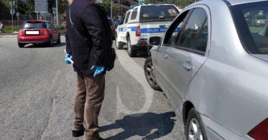 Messina città senza regole: aggredito e ferito al mercato Vascone il commissario Giardina