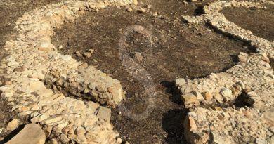 Salemi, dopo l'incendio il sito archeologico di Mokarta torna all'originaria bellezza