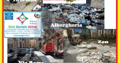 """Palermo, Einbilgen Sicilia e RSA puntano l'indice su Orlando: """"Amministrazione inadempiente, la città muore"""""""