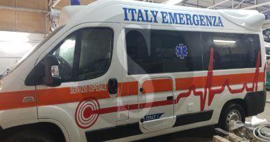 """Vertenza ambulanze Policlinico, Italy Emergenza alla FIADEL: """"Notizie prive di fondamento"""""""