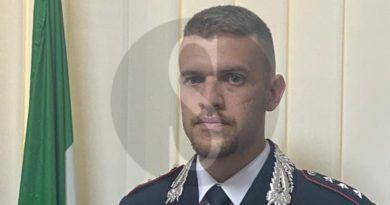 Barcellona Pozzo di Gotto, si insedia il nuovo capitano dei Carabinieri Lorenzo Galizia