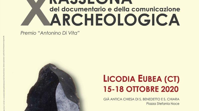 Cinema Archeologico, dal 15 al 18 ottobre a Licodia la X edizione del Festival Internazionale