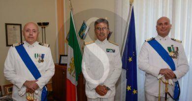 Messina, cambio al vertice della Capitaneria di Porto: Andrea Tassara succede a Gianfranco Rebuffat