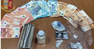 Messina, spaccio di cocaina a Fondo Fucile: arrestato 32enne